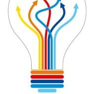 Poduzetnistvo i inovativnost brosura logotip zarulja